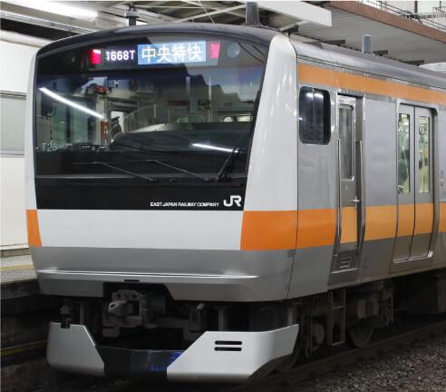 鉄道部事業紹介